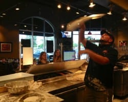 Making Pizza @ Tony Saccos
