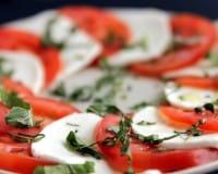 Tony Saccos Caprese Salad