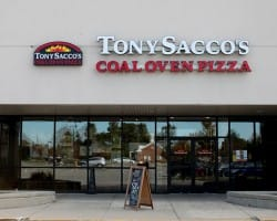 Tony Saccos Coal Oven Pizza, Canton, MI