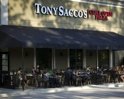 Tony Saccos Granger Patio