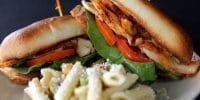 Tony Saccos Oven Baked Sandwiches