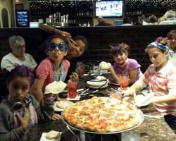 pizza birthdays @ Tony Saccos Granger, IN