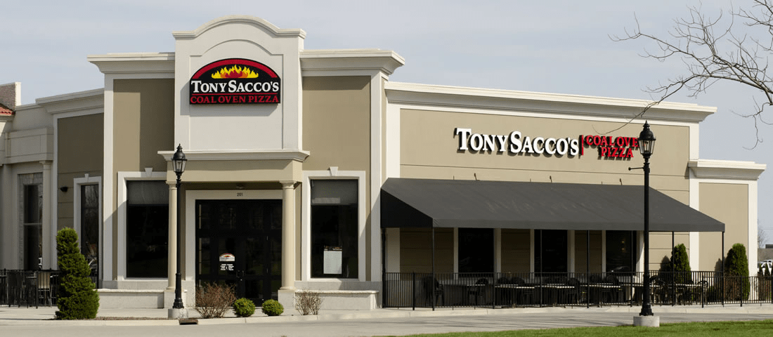 Tony Sacco's Store Front
