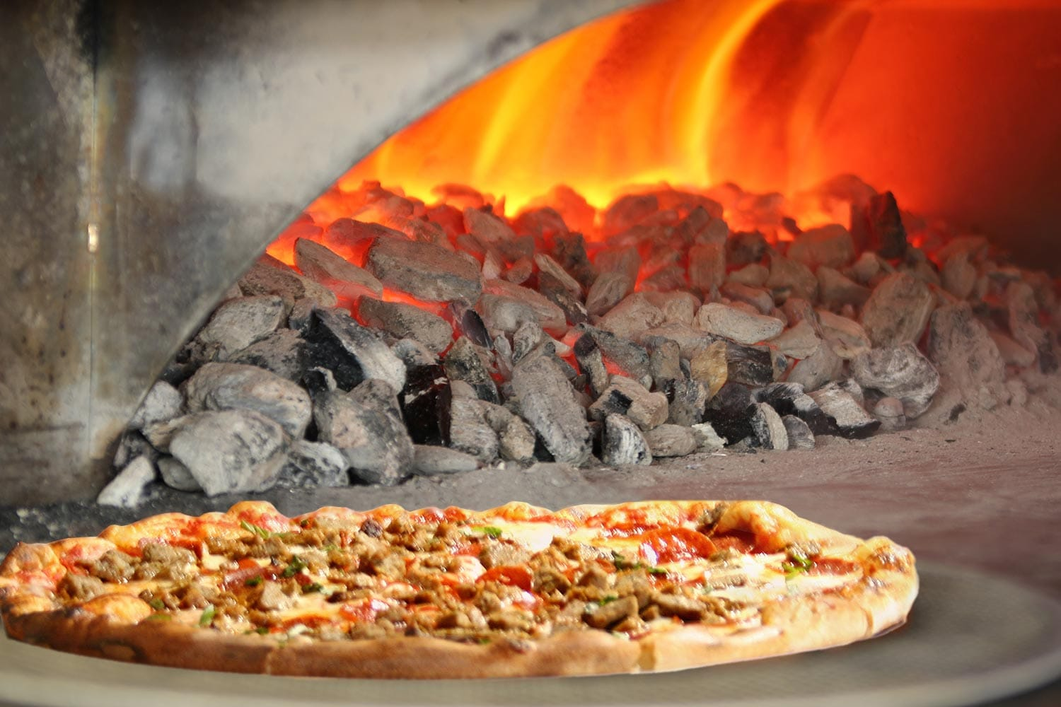 Coal Oven Pizza