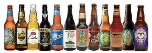 Craft Beer List 1