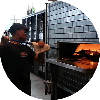 Pizza Cook