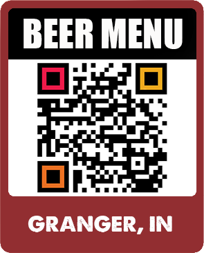 Granger Beer Menu