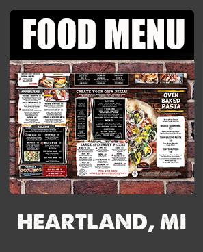 Heartland Food Menu